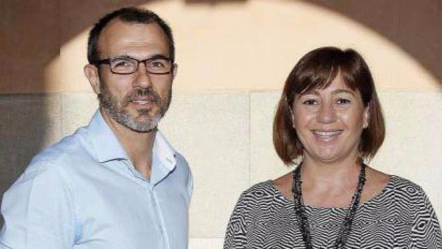 Armengol y Barceló hacen balance de los primeros 6 meses de Govern