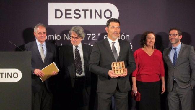 V�ctor del �rbol se lleva el 72 Premio Nadal
