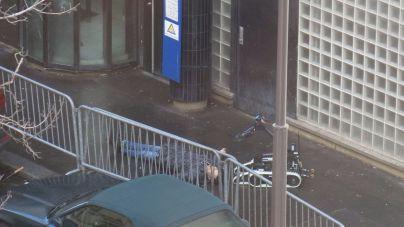 Abatido un hombre en París al entrar armado en una comisaría