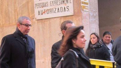 Torres dice que no puede pagarse la estancia en Palma durante el juicio del caso Nóos