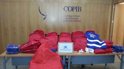 La Caixa entrega 75 kits para psicólogos en casos de emergencias