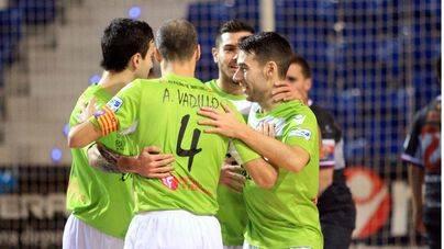 El Palma Futsal se come al Elche