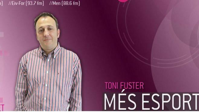 Toni Fuster vuelve a narrar los partidos del Mallorca