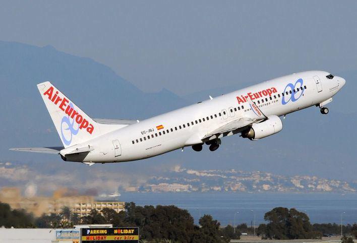 Air Europa Express se estrena este lunes con el Valencia-Palma-Madrid