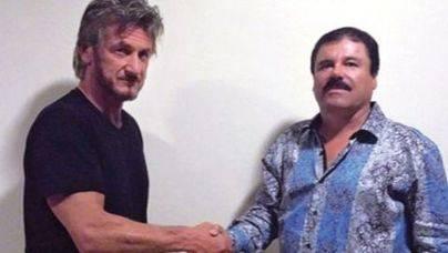 Una entrevista de Sean Penn con El Chapo ayudó a dar con su paradero