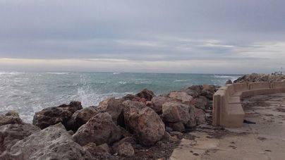 Días de viento y mala mar