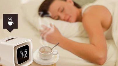Un despertador sustituye el sonido por aromas