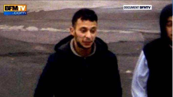 El nuevo aspecto del terrorista Salah Abdeslam