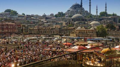 Varios muertos y heridos en la plaza de Sultanahmet de Estambul