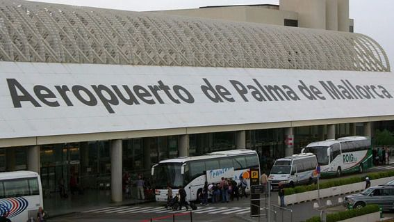 Salta por los aires el récord de pasajeros de Son Sant Joan