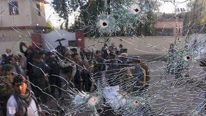 Al menos 4 muertos en un ataque contra un consulado de Pakistán en Afganistán