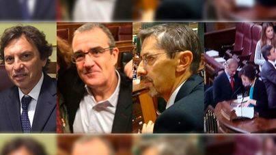Los diputados por Balears se estrenan en el Congreso