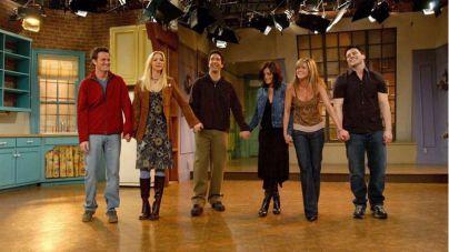Los protagonistas de Friends se reúnen por primera vez en la NBC