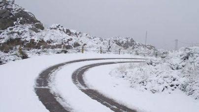 Se espera nieve por encima de los 500 metros en Mallorca