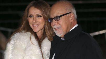 Muere el marido de Celine Dion