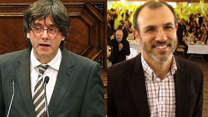 Biel Barceló es el único líder político que ha felicitado a Puigdemont