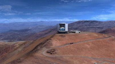 Chile construye el telescopio más grande del mundo