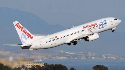 Air Europa lanza una promoción península-Balears por 29 euros