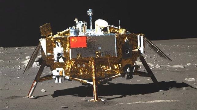 China enviará la primera nave a la cara oculta de la Luna en 2018