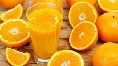 El zumo de naranja contribuye a reducir la presión arterial