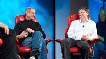 Steve Jobs y Bill Gates, protagonistas de un musical en Broadway