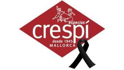 Fallece en Palma Jordi Crespí, cofundador de Especias Crespí