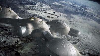 La ESA propone una colonia lunar para sustituir la Estación Espacial