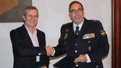 Agentes de la Policía Nacional viajarán en los trenes en Mallorca