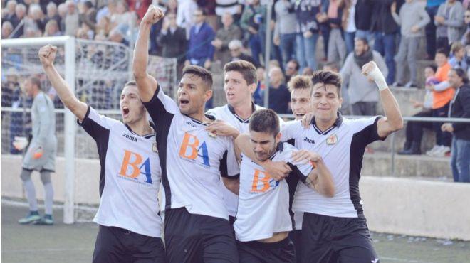 Épica victoria del Llosetense ante el Levante B (3-1)