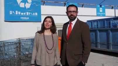 Las empresas de los polígonos ya pueden usar el Punt Verd de Son Castelló