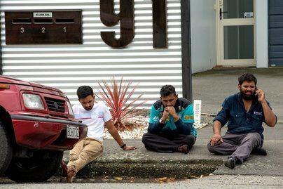 Los responsables del ataque a las mezquitas de Nueva Zelanda no estaban fichados