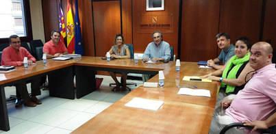 Educació inicia con FAPA las reuniones bilaterales con el sector educativo