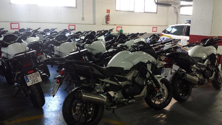 La Policía Local de Palma compra 30 nuevas motos