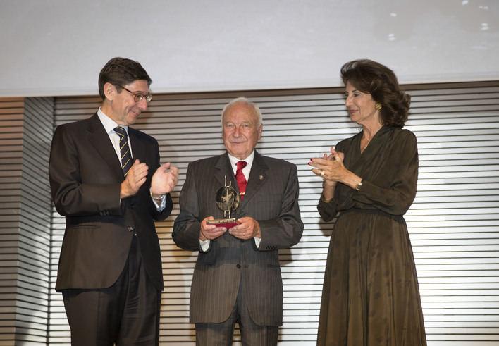 Gabriel Sampol Mayol, ganador de premio 'Empresario del Año' otorgado por CAEB