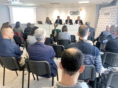 Caeb, Ico, Isba y Sabadell dan a conocer las líneas de financiación para emprendedores