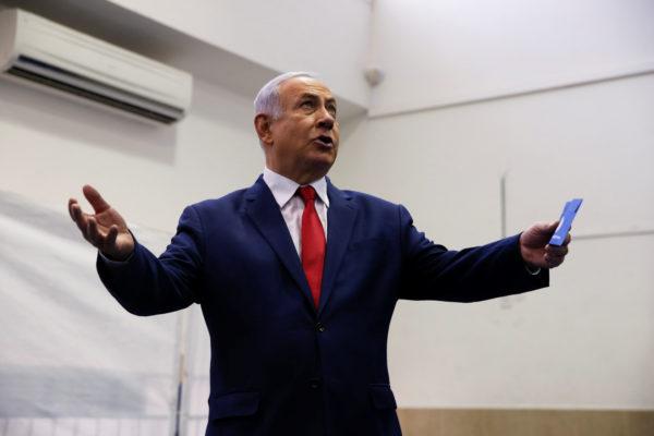 """Israel detecta """"irregularidades"""" tras el recuento de votos en las elecciones"""