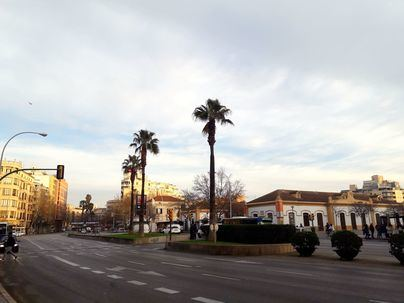 Lunes con cielos nubosos y temperaturas en ascenso en Baleares