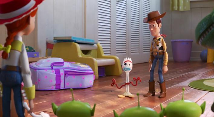Llega el tráiler de Toy Story 4