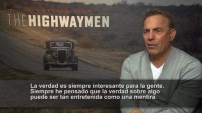 Kevin Costner hunde el mito de Bonnie y Clyde en 'Emboscada final'