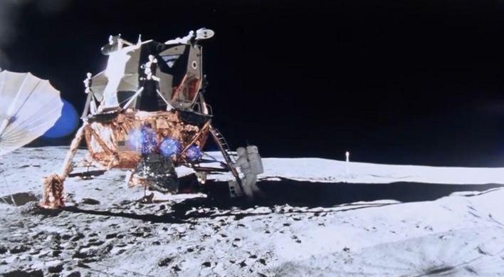 La NASA enviará astronautas al Polo Sur de la Luna en 2024