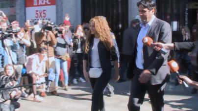 Shakira defiende que 'La Bicicleta' no es un plagio