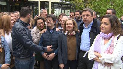 Los políticos ofrecen su apoyo contra la despoblación