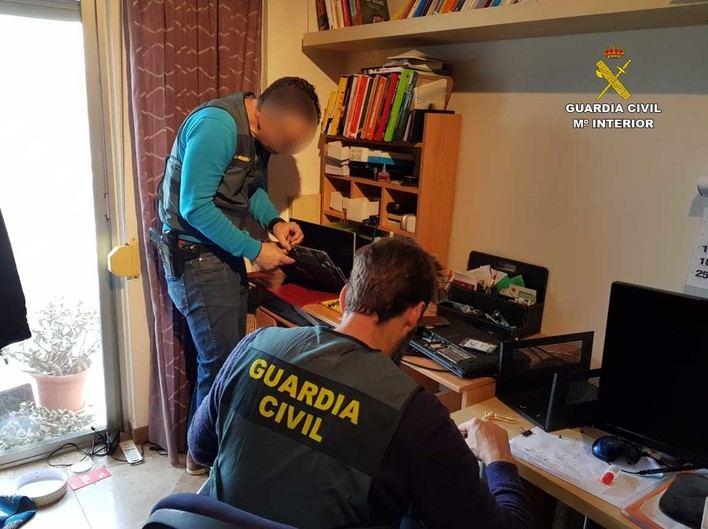 Nuevo golpe a una red que traía inmigrantes en patera a Baleares