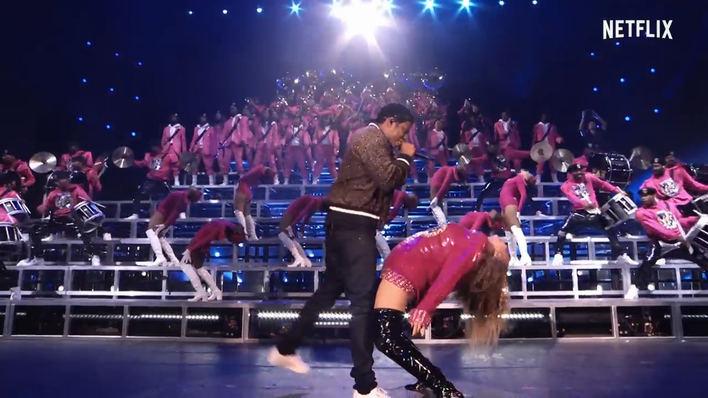 Beyoncé en Coachella, nueva película de Netflix