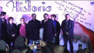 """Pablo Iglesias pide llenar urnas con """"verdades"""""""