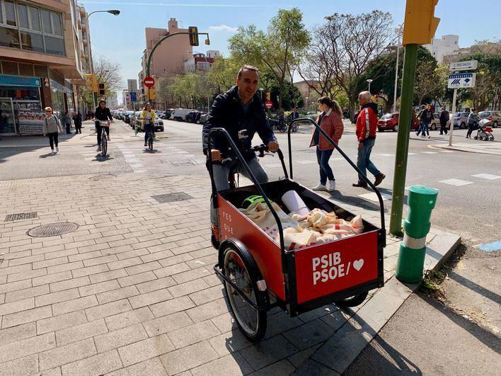 Pere Joan Pons apuesta por el transporte público sostenible