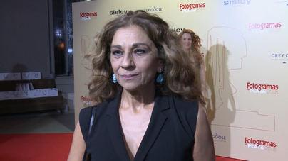 Lolita Flores cumple 61 años, centrada en el trabajo