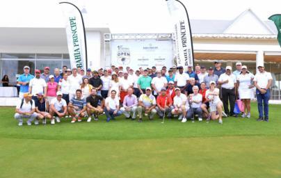 Bahia Principe Golf distingue a los ganadores de su primer Torneo de golf en República Dominicana