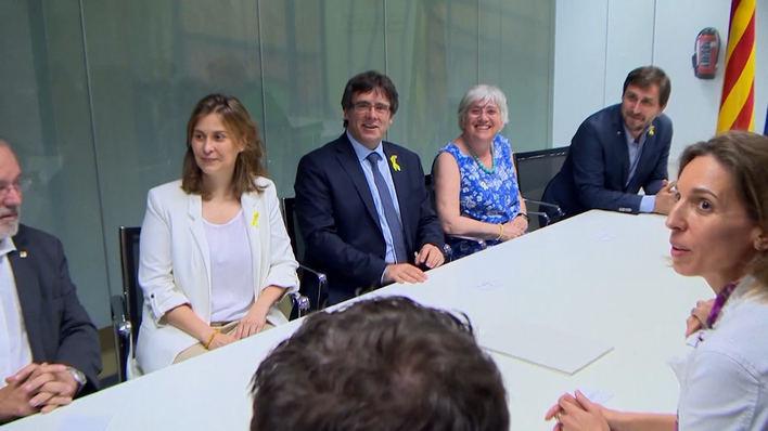 El TC dictamina que la candidatura de Puigdemont no vulnera derechos de partidos
