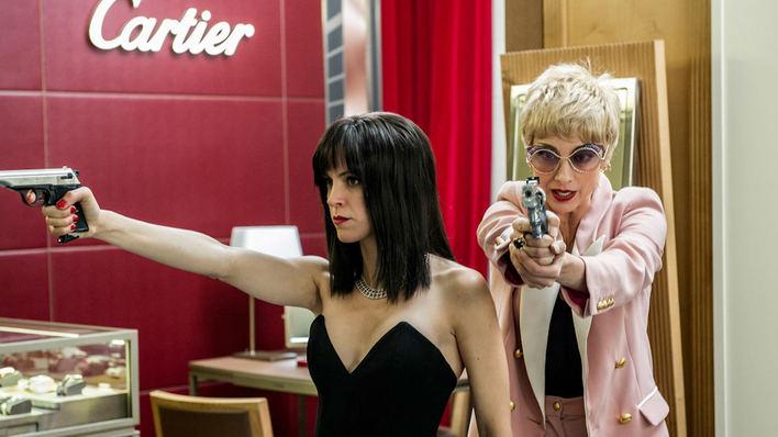 Najwa Nimri y Maggie Civantos protagonizarán el spin-off de 'Vis a Vis'